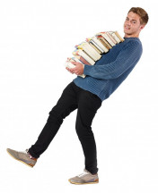 Bily james author icon